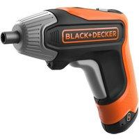 Black & Decker 3.6V Li-ion Cordless Screwdriver CS3651LC.