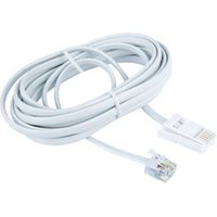 Tristar White Ethernet cable 3m.