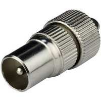 Tristar Coaxial connector Pack of 2.