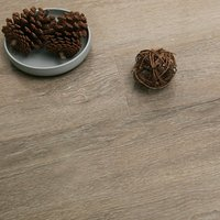 Colours Dolce Grey Oak effect Laminate flooring  1.19m² Pack