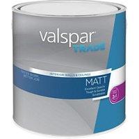 Valspar Trade Base A Matt Paint base 2.5L.