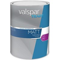 Valspar Trade Base A Matt Paint base 5L.