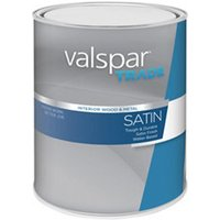 Valspar Trade Base A Satin Paint base 1L.