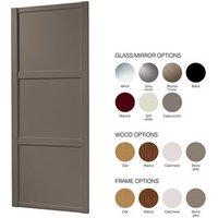 Made to measure Sliding Wardrobe Door (W)900mm