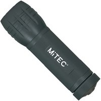MiLIGHT Aluminium & rubber White 120lm LED Compact torch.