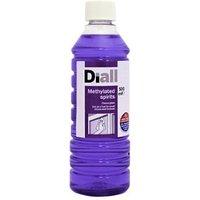Diall Methylated spirit 0.5L.