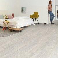 Quick-step Aquanto Grey Oak effect Laminate Flooring  1.835m² Pack