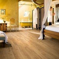 Quick-step Aquanto Classic Oak effect Laminate Flooring  1.84m² Pack