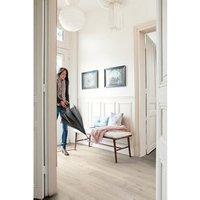 Aquanto Light grey Laminate Flooring Sample