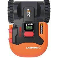 Worx Landroid S300 Cordless Robotic lawnmower.