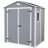 Keter Manor 6x5 Apex Plastic Shed