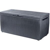 'Keter Springwood Plastic Garden Storage Box