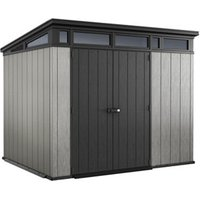 Keter Artisan 9x7 Pent Tongue and groove Plastic Shed