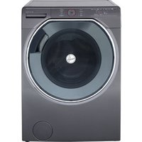 Hoover AWMPD69LH7R/1-80 Graphite Freestanding Washing machine 9kg at B&Q DIY