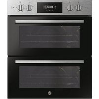 Hoover HO7DC3B308IN Silver Built-in Electric Double oven