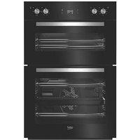 Beko BDQF24300B Black Built-in Electric Double oven