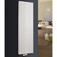 Save on this Ximax Triton Duplex Vertical Designer Radiator White (W)600mm (H)1800mm