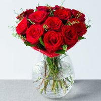 Heart of Roses - Bunches Gifts