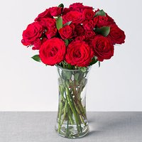 Romantic Red Roses - Bunches Gifts