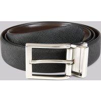 DKNY Black Belt Gift Box