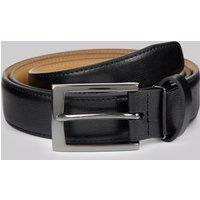 DKNY Black Belt & Cardholder Gift Set