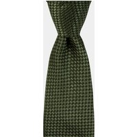 DKNY Forest Green Natte Texture Tie