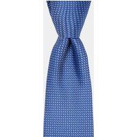 DKNY Blue Textured Tie