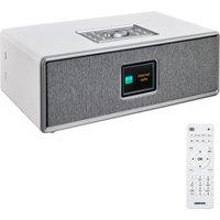 MEDION LIFE® P85700 All-in-One Audio-System, 7,1 cm (2,8'') TFT-Display, Homestyle Wandhalterung, Internet- & DAB+, Bluetooth®, Nachtlichtfunktion und USB-Anschluss, 2 x 10 W RMS Ausgangsleistung - Angebote