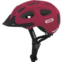 Abus Youn-I Ace Cherry Fahrradhelm (rot) 56-61 cm - Angebote