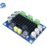 TPA3116D2 Mono Amplifier Board 100W DC 12V-26V High Power Audio Digital AMP Module Sound Speaker Board Volume Control