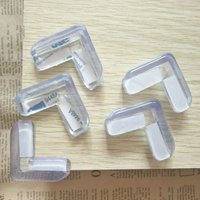Children Edge Corner Guard Security Baby Safety Table Corner Protector Transparent Anti Collision Angle Protection Cover Safety