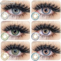 EYESHARE Colored Contact Lenses SIAM Series Color Contact Lenses For Eyes Beauty Contacted Lenses Eye Cosmetic Color Lens Eyes