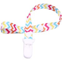 Baby Pacifiers Leashes Clips soothers Ribbon Soother Baby Pacifier Holder Chain holder Leash Strap Nipple Holder