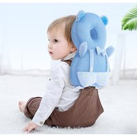 1-3T Toddler Baby Pillow Head Protector Safety Pad Cushion Back Prevent Injured Baby Eleplant Lion Cartoon Security Pillows