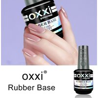 OXXI Gel Nail Polish Thick Rubber Base and Top Coat Manicure Hybrid Gel Varnishes for Nails UV Semipermanent Gellak 15ml Lacquer