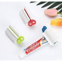 Multifunctional Toothpaste Tube Squeezer Press Manual Squeezed Toothpaste Clip-on Facial Cleanser Squeezer Bathroom Supplies