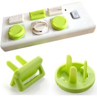 1pc Baby Safety Power Socket Electrical Outlet Child Safety Guard Protection Electrical Safety Plugs Protector Cover Wholesale