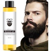 30ml Beard Oil Grow Beard Thicker & More Full Thicken Long-lasting Moistur Hair Beard Oil For Men Beard Grooming Beard Care TSLM