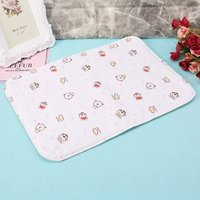 Baby Changing Pad Reusable Waterproof Stroller Diaper Folding Soft Mat Washable D7YD