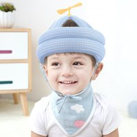 Baby Head Protector Hat Helmet Safety Protection Kid Learn To Walk Anti Collision Children Infant Protective Cap For Boys Girls