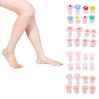 Soft Silicone Finger Toe Separators Spacers CushionsToes Dividers DIY Tools