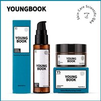 YOUNGBOOK Hyaluronic Acid Face Skin Care Set Moisturizing Hydrating Strengthen Skin Barrier Face Tonic Cream Set