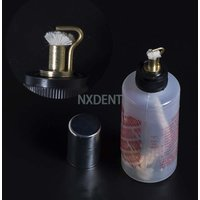 1pcs Dental Lab Alcohol Bottle Dentistry Denture Empty Plastic Torch Bottle Chemical Wax Type Clcohol Lamp