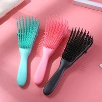 Massage Detangling Hair Brush Scalp Massage Hair Comb Detangling Brush for hairbrush Wet Curly Hairbrush Women Men Salon