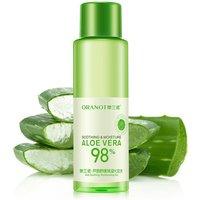 Natural Aloe Vera Gel Skin Rejuvenation Essence Lotion Moisturizing Emulsion Nourishing Water Lotion Cosmetics