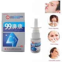 20ml Herb Nasal Chronic Sinusitis Spray Rhinitis Medical Nose Care