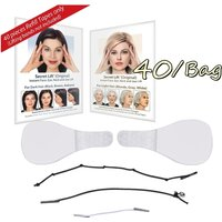 40/80PCS Set Makeup Invisible V-Line V Face Shape Face Facial Line Lift Up Fast Wrinkle Sagging Skin Chin Adhesive Tape