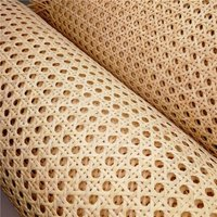 40/45CM Wide 1--2 Meters Natural Indonesian Real Rattan Wicker Cane Webbing Furniture Chair Table Ceiling