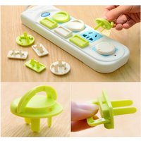 1pcs Baby Safety Child Electric Socket Outlet Plug Protection Security Lock Cover Kids Sockets Cover Plugs Socket Cover