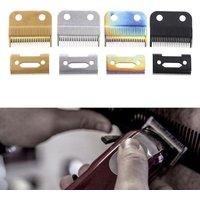 1Pcs High Quality Movable Blade Professional Hair Clipper Blade High Carton Clipper Accessories